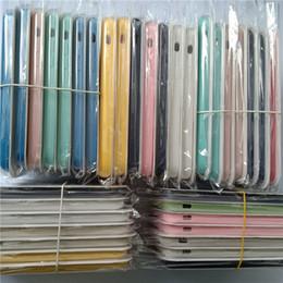 Avere LOGO Custodia in silicone antifouling originale per telefono per iP X XS Max XR 7 8 6 6S Plus Cover per telefono antiurto da
