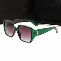 Loja de óculos on-line-Populares Óculos De Sol 5221 Mulheres De Luxo Designer De Marca Quadrado Estilo Verão Quadro Cheio de Alta Qualidade Proteção UV compras drving eyewear