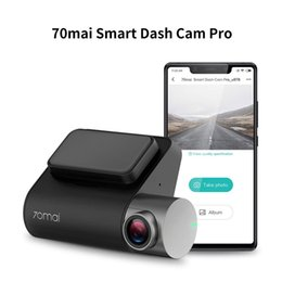 Xiaomi 70mai Pro Dash Cam D02 1944P GPS ADAS Cámara de coche Dvr70 Mai Dashcam Control de voz GPS 24H Monitor de estacionamiento WIFI Cámara de vehículo desde fabricantes