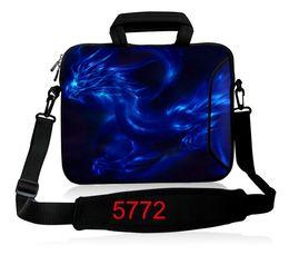 Canada Portable 10 12 13.3 14 15.4 17.3 pouces Business Handbag Sacoche pour ordinateur portable Sac à bandoulière Sacoche pour ordinateur portable pour hommes femmes SB-5772 supplier 12 inch neoprene laptop case Offre