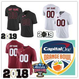 630cfa742ad China Mens Custom Alabama Crimson Tide College Football Jerseys Stitched  Red White NCAA SEC Alabama Crimson