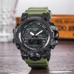 d30a738630f5 2019 AAA G Style Relojes para hombre LED Hombre Reloj de Choque al aire  libre Reloj Militar Reloj Digital reloj hombre Fecha Hombre Swim Alarm  Relojes reloj ...