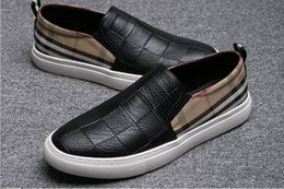 fahren schuhe der neue ankunft Rabatt Neue Ankunft Männer Wildleder Loafers Mens Casual Stickerei Mokassins Oxfords Schuhe Mann Party Driving Wohnungen J44