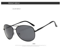 Argentina 2017 clásico de los hombres gafas de sol de gran marco A103 pierna de primavera gafas polarizadas pesca de viaje al aire libre gafas de sol de producción al por mayor cheap glasses production Suministro