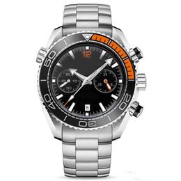 Deutschland Günstige Herrenuhren Luxusuhren Running Stoppuhr Quarz Kalender Armbanduhren Edelstahl Cool Herrenuhren Großhandel cheap cheap stopwatch watch Versorgung