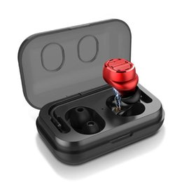 Canada X6 Bluetooth In-Ear Écouteurs Mini Simple Tactile Écouteur Casque Avec Boîte De Recharge Pour AndroidIOS Mobile Téléphone Offre