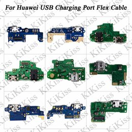 v8 cable color Coupons - KiKiss USB Port Charger Dock Plug Connector Charging Port Board Flex Cable For Huawei Honor 8 9 9i V8 V9 V10 Play 5A 6 7 Parts