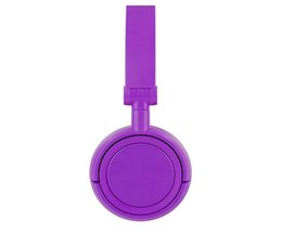 Auriculares inalámbricos de oro negro online-Negro mate Oro rosa Ultra violeta 3.0 auriculares inalámbricos Casco Bluetooth Mejor calidad edición Slo3 Headset Sol3 1pcs DHL