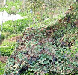 rete camouflage camo Sconti New Woodland Leaves Camouflage Camo Net per la caccia Fotografia di campeggio Y51D