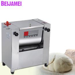 BEIJAMEI Prix Usine Électrique Mélangeur De Pâte commerciale Farine Agitation Machine Cuisine cuisine stand mixers Pâte Pétrir ? partir de fabricateur