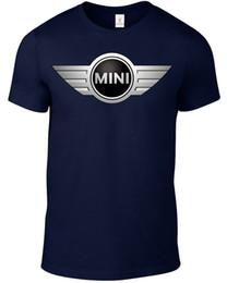 2019 mini cooper grátis MINI COOPER T SHIRT F1 MOTOSTORT SUPERCARS PLUS TAMANHOS S-5XL T M37 Engraçado frete grátis Unisex Casual mini cooper grátis barato