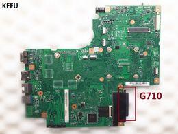 motherboard notizbuch Rabatt KEFU DUMBO2 Hauptplatine REV: 2.1 PGA947 passend für Lenovo G710 Notebook PC Laptop Motherboard