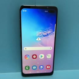 Canada Nouveau Goophone S10 Plus S10 + 6.4 pouces Quad Core MTK6580 Android 9.0 3G Téléphone 1GB RAM 8GB ROM 1280 * 720 HD 8MP Débloqué Smart Phone Offre