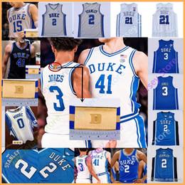 personalizado moore Desconto Personalizado 2019 2020 New Duke Basketball Jersey Colégio 1 Vernon Carey Jr 21 Matthew dano 0 Wendell Moore 2 Cassius Stanley 1 Treinador K Preto Cinzento