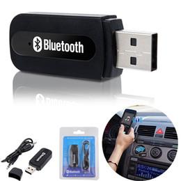 2019 автомобильный аудиоадаптер usb 3.5 мм Беспроводной USB Мини Bluetooth 4.2 Приемник Aux Стерео Аудио Музыка Автомобильный Адаптер для Телефона Динамик Автомобильный MP3 дешево автомобильный аудиоадаптер usb