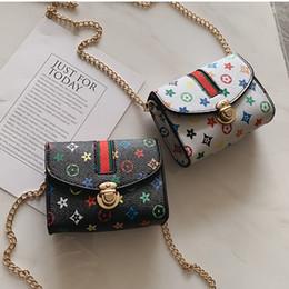 Wholesale Hot niños bolsa retro chica princesa moda Messenger bag nueva linda niña mini bolso de hombro
