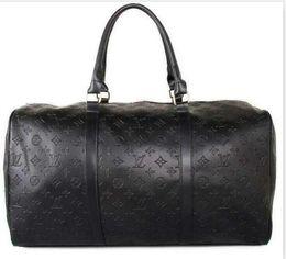 Sacs de designer michael en Ligne-55CM grande capacité femmes sacs de voyage célèbre designer classique Polochon vente haute qualité hommes épaule sacs polochon MICHAEL 00 KOR keepall