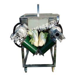 Canada Couper le chou chinois en deux || Machine à couper les choux || Une machine utilisée pour couper les navets en deux Offre