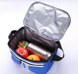 2019 japão saco de plástico Bento Saco Unisex Picnic Lunch Cooler Bag Comida Térmica Portátil Ao Ar Livre Bento Bag Calor Isolada Caixas de Almoço Cozinha