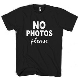 Trikots fotos online-No Photos Bitte Mann / Frau T-Shirt Farbe Jersey Print T-Shirt Jersey Print T-Shirt Marke Hemden Jeans Print