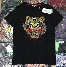 36f0ceb61a6 chemise en broderie rose Promotion Nouveau t-shirt paris rose pour hommes  et femmes de