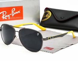 2019 ok occhiali da sole 2019NEW ok Occhiali da sole in metallo ultraleggero Uomo Donna Driving blaze Style Occhiali da sole Maschere maschili UV400 specchio flash Gafas De Sol gafas 6 sconti ok occhiali da sole