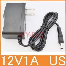 100PCS 3V 4.5V 5V 6V 7.5V 9V 8V 10V 12V 1A 12V 500mA AC 100V-240V Convertisseur Adaptateur Alimentation US / EU Prise DC 5.5mm x 2.1mm ? partir de fabricateur