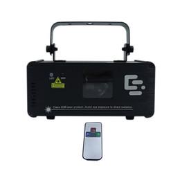 Luz da linha do laser on-line-RGB Full Color Line Padrões de Iluminação Laser de Controle Remoto Auto Voice-ativado Controle de DMX Lâmpada de Feixe de Laser KTV Bar Discoteca Luz de Palco