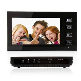 wasserdichte video-gegensprechanlage Rabatt 2.4G 7
