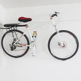 High quality MTB Road Bicycle Parking Rack Bike Wall Mount Bracket Kickstand Buckle Mountain Bike Stand Storage Accessories cheap mountain bracket от Поставщики горный кронштейн