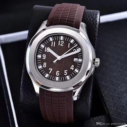 Tendances en caoutchouc en Ligne-Vente chaude Haute Quarity Watch 39mm Automatique 2813 mouvement boîtier en acier Bracelet en caoutchouc confortable en acier inoxydable Fermoir Tendance montres