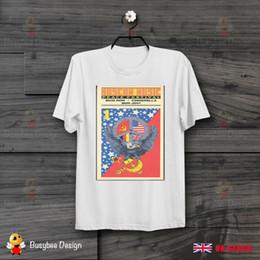 Festival de cartazes on-line-Poster Moscow Festival camiseta rocha 80s Skid Row B24