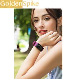 2019 tasa de productos Hot Products S908S pantalla a color actividad fitness pulsera inteligente IP68 GPS impermeable monitor de ritmo cardíaco pulsera deportiva tasa de productos baratos