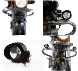 Super helle led-scheinwerfer motorrad online-Motorrad 12V-80V Fahrradscheinwerfer Super helles elektrisches Licht LED beleuchtet Autoumkehrlichtmotorrad-Änderungslampe 5WFree Verschiffen