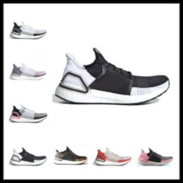 2019 zapatillas ligeras 2019 Llegan Popcorn ub5.0 Ligero Transpirable Casual Running Shoes para hombre Mujeres Zapatillas de deporte de color rosa Zapatillas de deporte UB 5.0 ultraboosts láser rebajas zapatillas ligeras