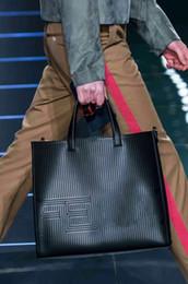 2019 sacos de couro das mulheres do negócio Sucesso Senhoras Bolsas de Luxo de Alta Qualidade Grande Capacidade Bolsa de Ombro Negócios Reunião Homens Bolsa de Couro Genuíno desconto sacos de couro das mulheres do negócio