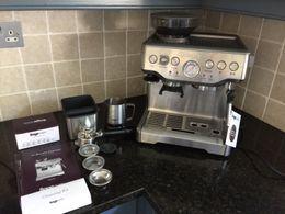 Barista Express Machine à café expresso et sauge BES870UK argent ? partir de fabricateur