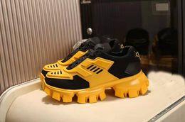 2019 de Moda de Nova Triple-S Designer Shoes Plataforma Sneakers Mens Low Triplo Casual Mulheres de designer Esportes casuais de
