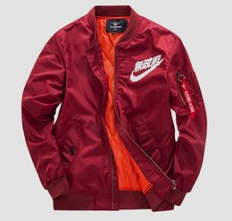 e0b9be8bd9 Couples Winter Suit Online Shopping - Kanyes West man MA1 pilots flying suit  jacket cotton padded