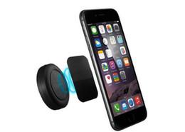 Tavoletta aggiuntiva online-Supporto universale extra slim per smartphone per cruscotto Supporto magnetico per auto per iphone Xs max XR note 9 Mini tablet con Fast Swift