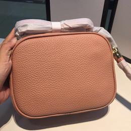 2019 bolso multi bolsillo algodon borla de cuero de la marca de moda de las señoras de lujo diseñador bolsos monederos Soho Disco Mochila Carteras Bolsas Crossbody 2019