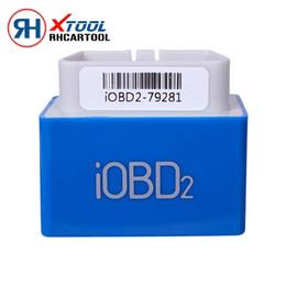 Codici disturbi audi online-XTOOL iOBD2 MFi BT Android IOS Diagnostica / Legge codice guasto Per VW AUDI / per SKODA / per SEAT Funzione come VAS5054 VAS 5054