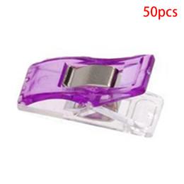50pcs clips de merveille pour la couture de tricot de couture de métier de piquage de tissu ? partir de fabricateur