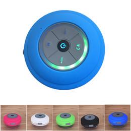 2019 Q9 Otário À Prova D 'Água Bluetooth 4.1 Caixa de Alto-falante Sem Fio Mini-Plug-in Cartão TF Veículo Chuveiro Pequeno Rádio FM Eletrônica Presente de