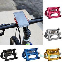 CellPhone GPS Ücretsiz Nakliye Bisiklet Aksesuarları Yeni Katı Metal Bisiklet Bisiklet Motosiklet Sap Telefon Montaj Tutucu nereden karbon karayolu çerçeve pembe tedarikçiler