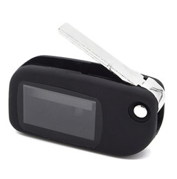 alarme chave de tampa Desconto A9 caso keyblade chave para starline a9 a6 a8 a4 lâmina uncut fob tampa da caixa a9 carro dobrável flip remoto frete grátis