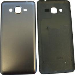 Custodia per batteria online-Custodia posteriore della batteria da 10 pezzi per Samsung Galaxy Grand Prime G530 G530H
