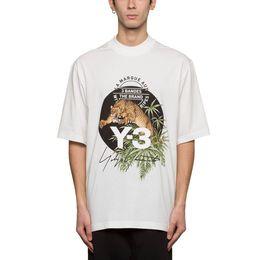 2019 Novos Homens T-shirt Panther Graphic Tee Estilo Tropical Tumblr Tee de