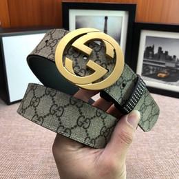 Дизайнер одежды известных мужчин Double Letter ремень для женщин G пряжка кожаный ремень с коробкой от