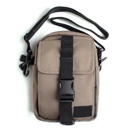 gran paquete Rebajas Verano nuevo diseñador Crossbody de los hombres de bolso Todo-fósforo de la lona de la bolsa de mensajero Hombres Mujeres Gran Calidad diseñador del bolso de hombro del paquete de Fanny